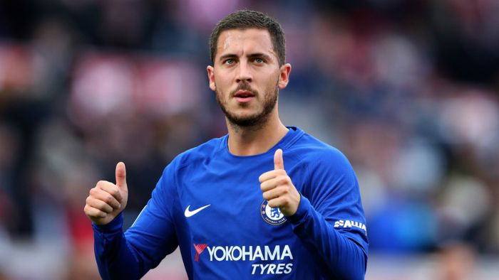 Eden Hazard Could Be Heading To Real Madrid (See What He Said)