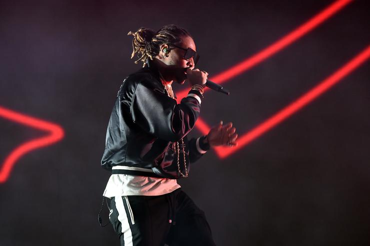 Future Reveals Why He Was Afraid To Tell Fans He Stopped Drinking Lean