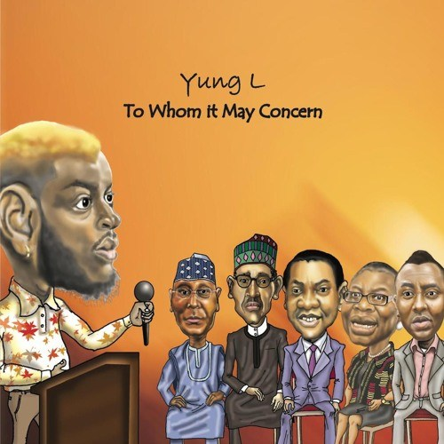 """Yung L – """"To Whom It May Concern"""""""