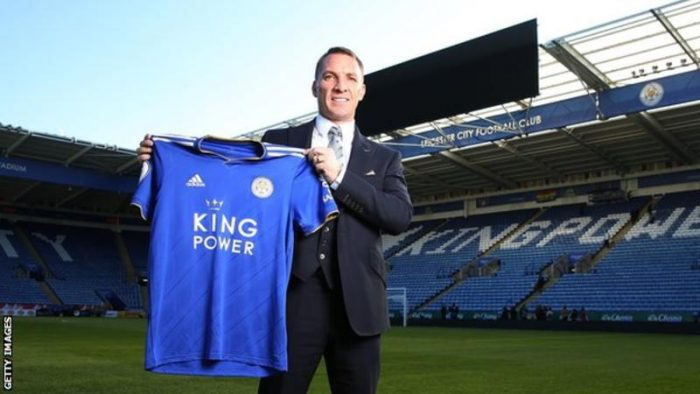 ITS OFFICIAL!! Leicester City Appoint Ex Liverpool Boss Brendan Rodgers As New Manager