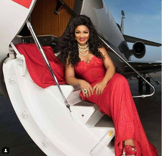 Omotola Jalade Laments Poor Treatment of Corp Members By INEC