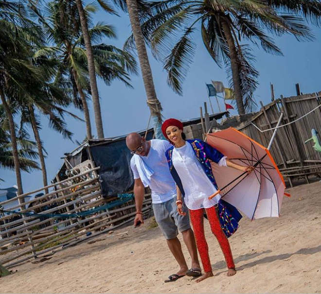 [PHOTOS] Di'Ja Gushes About Her Husband As She Shares Rare Photos 2