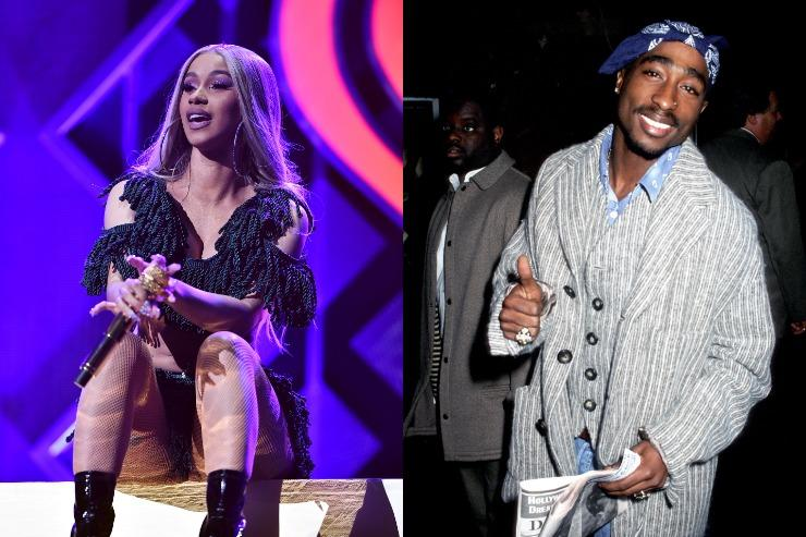 Suge Knight Labels Cardi B Tupac In A Skirt, Pitches Bardi x Makaveli