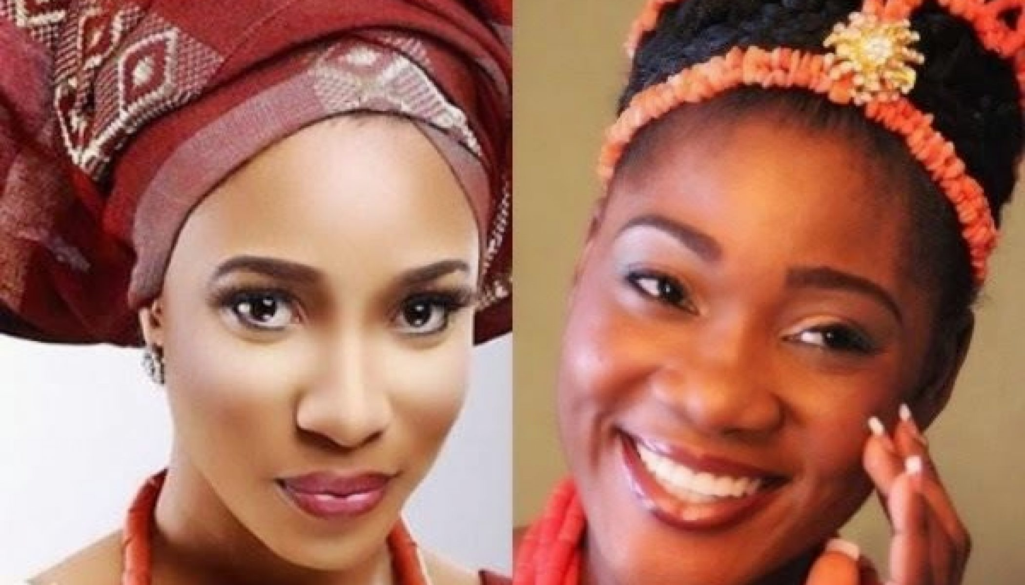 Tonto Dikeh Explains Why She And Mercy Johnson Went From Friends To Enemies