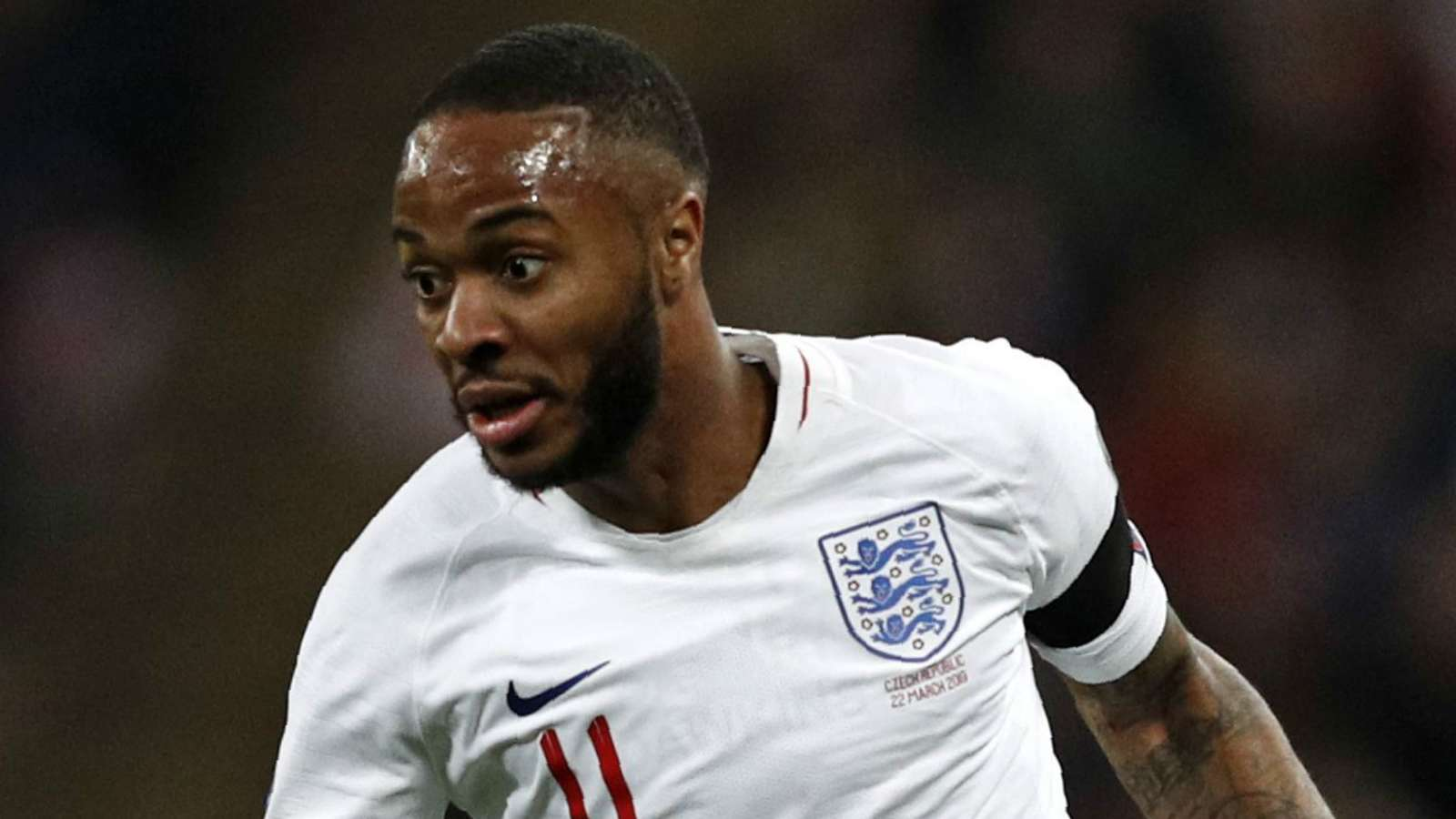 Southgate Sterling has the making of a future England captain