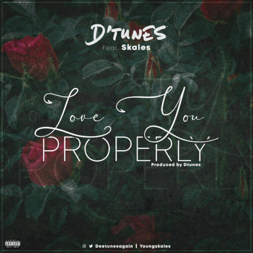 "D'Tunes x Skales – ""Love You Properly"""