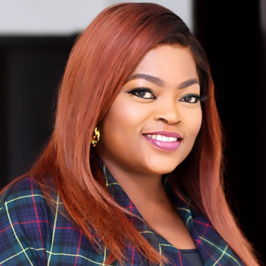Funke Akindele Dishes on Almost Giving Up