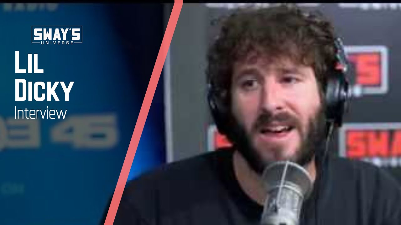 """Lil Dicky Talks """"Earth,"""" Justin Bieber & More On Sway In The Morning"""