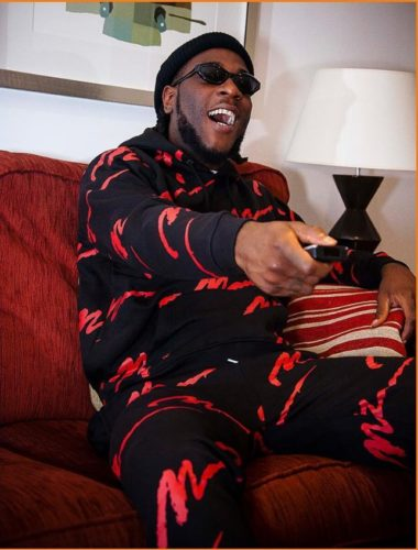 Burna Boy & US Music Producer; Timbaland Working Together On A New Song
