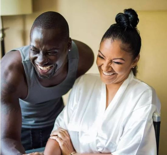 Chris Attoh Suddenly Deletes Photos Of His Wife On Instagram