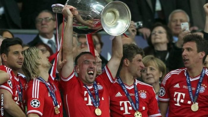 GOODBYE! French Star Ribery To Leave Bayern By The End Of Season
