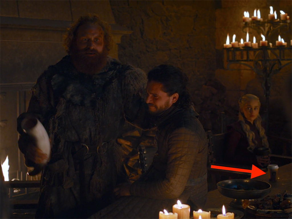 HBO Speaks On Game Of Thrones Now-Infamous Coffee Cup