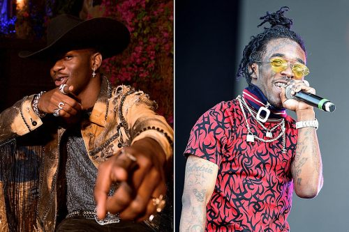 Lil Nas X Says Lil Uzi Vert Is the First Concert He Ever Went To