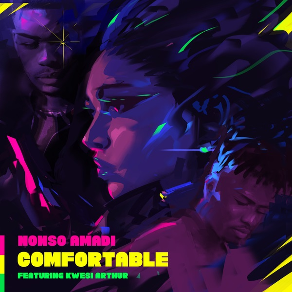 Nonso Amadi – Comfortable ft. Kwesi Arthur