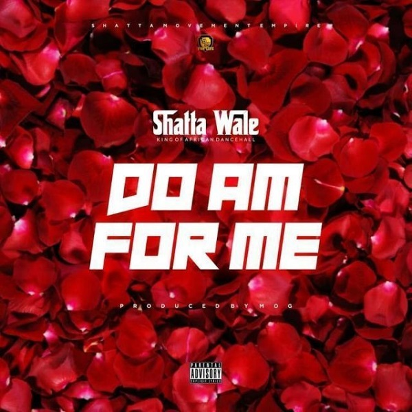 Shatta Wale – Do Am For Me