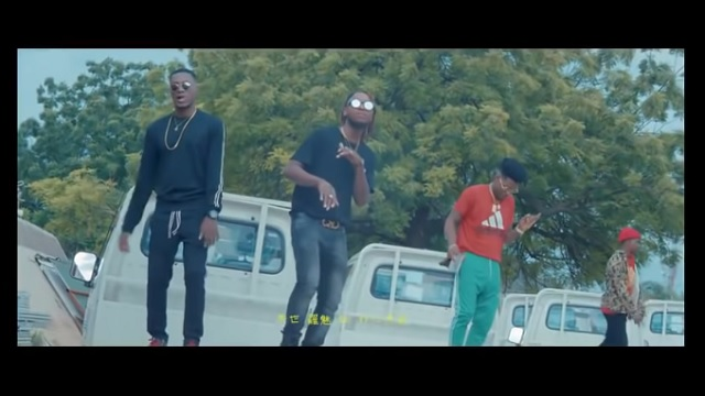 VIDEO DJ Spicey – Nu Wave ft. Yung6ix, Terry Apala, Maleeq Souls