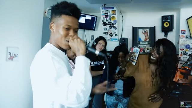VIDEO Nasty C – My Journey (London)