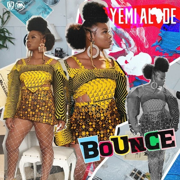 Yemi Alade – Bounce Artwork