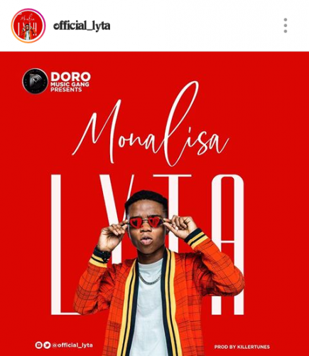 Former YBNL act, Lyta Joins Another Music Label 0