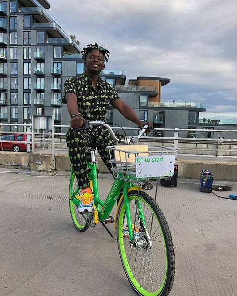 Every superstar was once upcoming – Mr Eazi