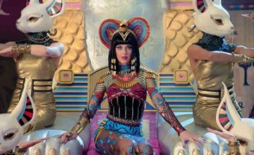 """Judge Rules Katy Perry Copied """"Dark Horse"""" From Christian Rapper"""