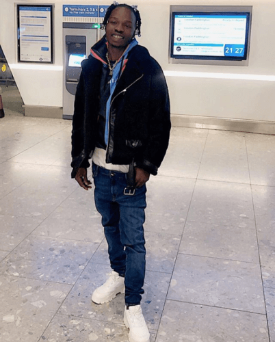 Naira Marley's Show In Dublin Shut Down By Police Due To Gang Violence