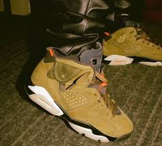 Potential Release Date for Travis Scott's Air Jordan 6 Collaboration