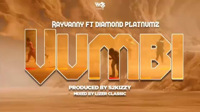 Rayvanny – Vumbi ft. Diamond Platnumz
