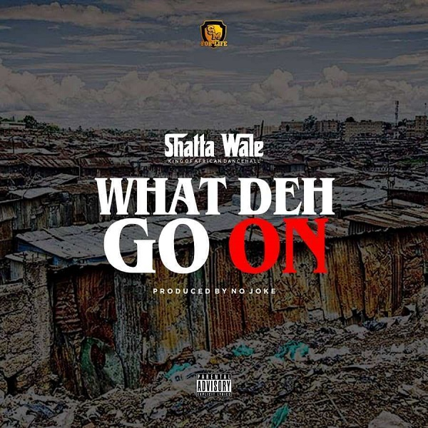 Shatta Wale – What Deh Go On