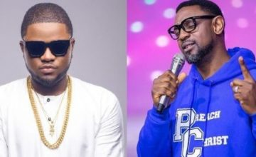 "Skales Drags COZA Founder, Pastor Fatoyinbo Over Rape Allegation Saga With Busola Dakolo, Calls Him ""Fake Man Of God"""