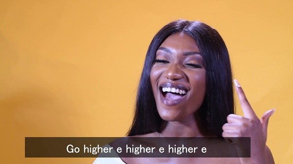 VIDEO Wendy Shay – Keep Moving