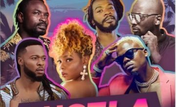 Young D ft Harmonize, Flavour, Yemi Alade, Gyptian & Singuila – ANGELA