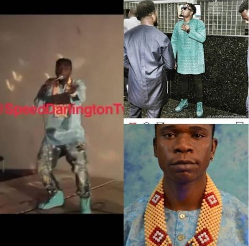 Speed Darlington Accuses Olamide Of Copying His Fashion Style