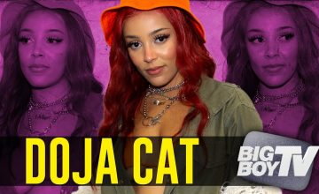 Doja Cat Says She Spoke With Cardi B About Press Controversy