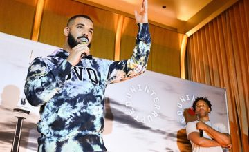Drake Lands Ninth No. 1 Album With 'Care Package'