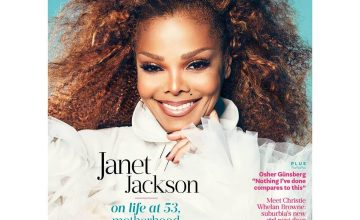 Janet Jackson opens up on Motherhood & Life at 53 as she Covers Stellar Magazine