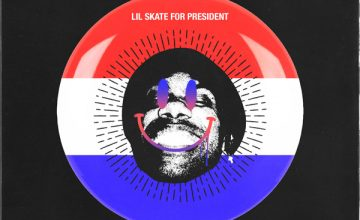 Reese LAFLARE Drops 'Lil Skate For President' EP