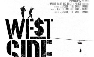 """The Game Keeps 'Born 2 Rap' Campaign Rolling with """"West Side"""""""