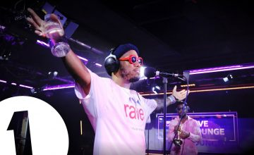 Anderson .Paak Mashes Up Erykah Badu & Lil Nas X During 'Live Lounge' Performance