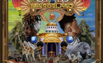 EarthGang Reveal 'MirrorLand' Artwork, Tracklist