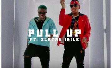 King 98 – Pull Up ft. Zlatan
